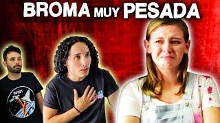 Hicimos llorar a Dani Hoyos 😳  *Broma Muy Pesada*