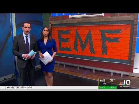 #SaveEMF More Than 200 Artists Being Evicted From Cambridge Building (NBC10 News)