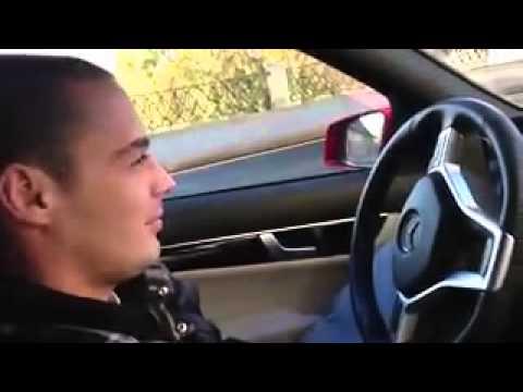Гуф в машине фото