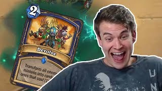 (Hearthstone) The Ups and Downs of Evolution
