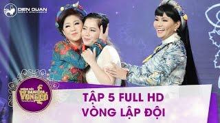 Đường đến danh ca vọng cổ | tập 5 full HD: HLV Thoại Mỹ, Ngọc Huyền lên tận sân khấu giành thí sinh