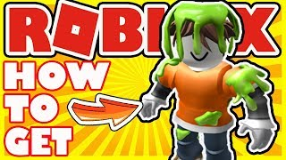 [EVENT] How To Get the Slimed Body Suit in Roblox - Kid's Choice Awards FREE Event Item for Rent