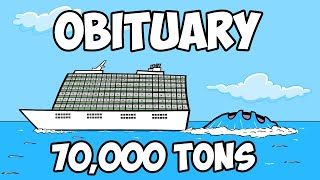 OBITUARY - 70,000 Tons of Metal 2019