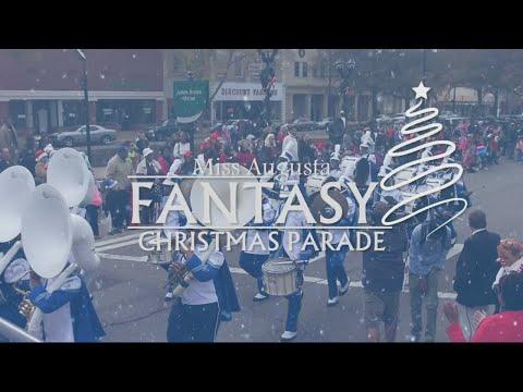 Augusta Fantasy Christmas Parade 2017
