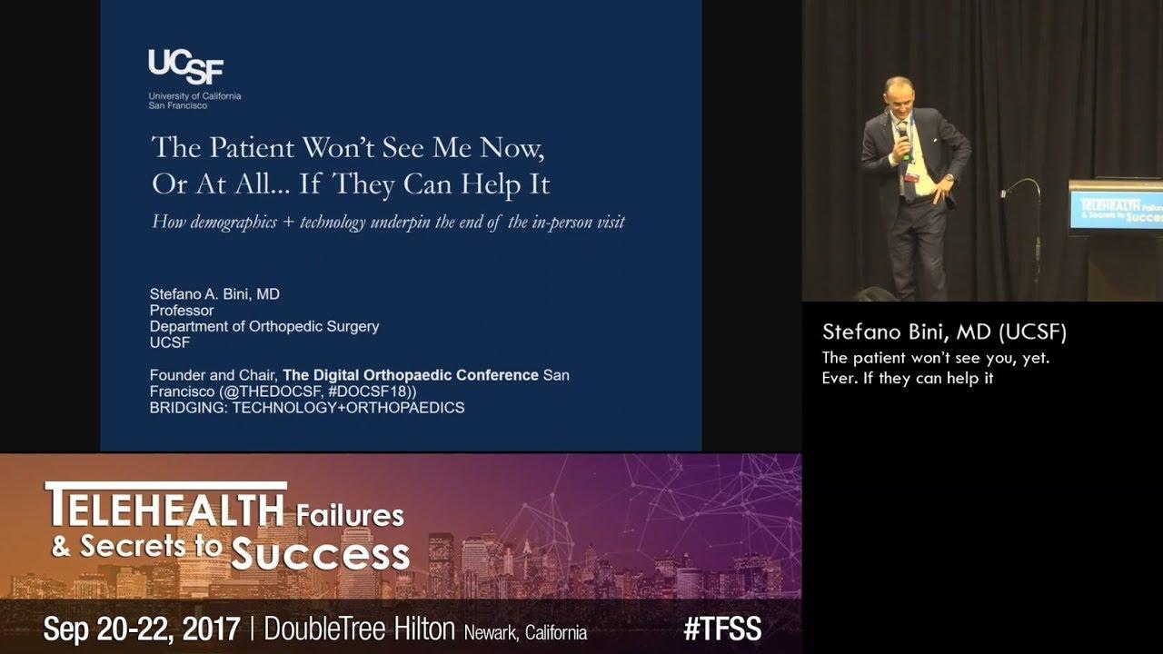 Telehealth Failures & Secrets to Success Conference 2017