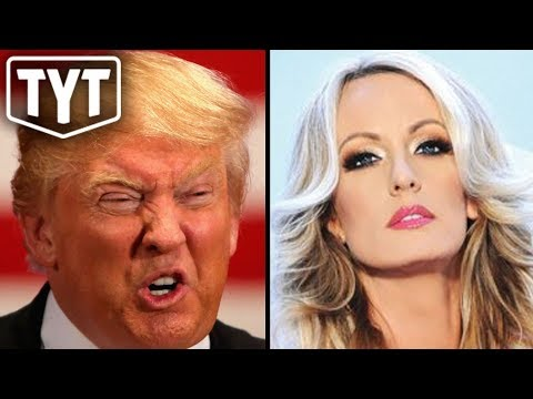 Trump Doubles Down On Stormy Daniels