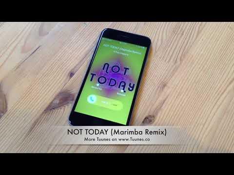 Not Today Ringtone - BTS (방탄소년단) Tribute Marimba Remix Ringtone - For iPhone & Android
