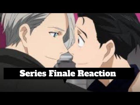 Yuri on Ice Blind Reaction Series Finale English Dubbed + Recap