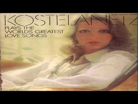Andre Kostelanetz - plays The Worlds Greatest Love Songs (1973)  GMB