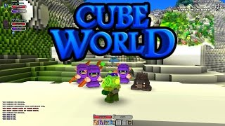 Cube World - Annual Update Soon?! (1080p Gameplay)