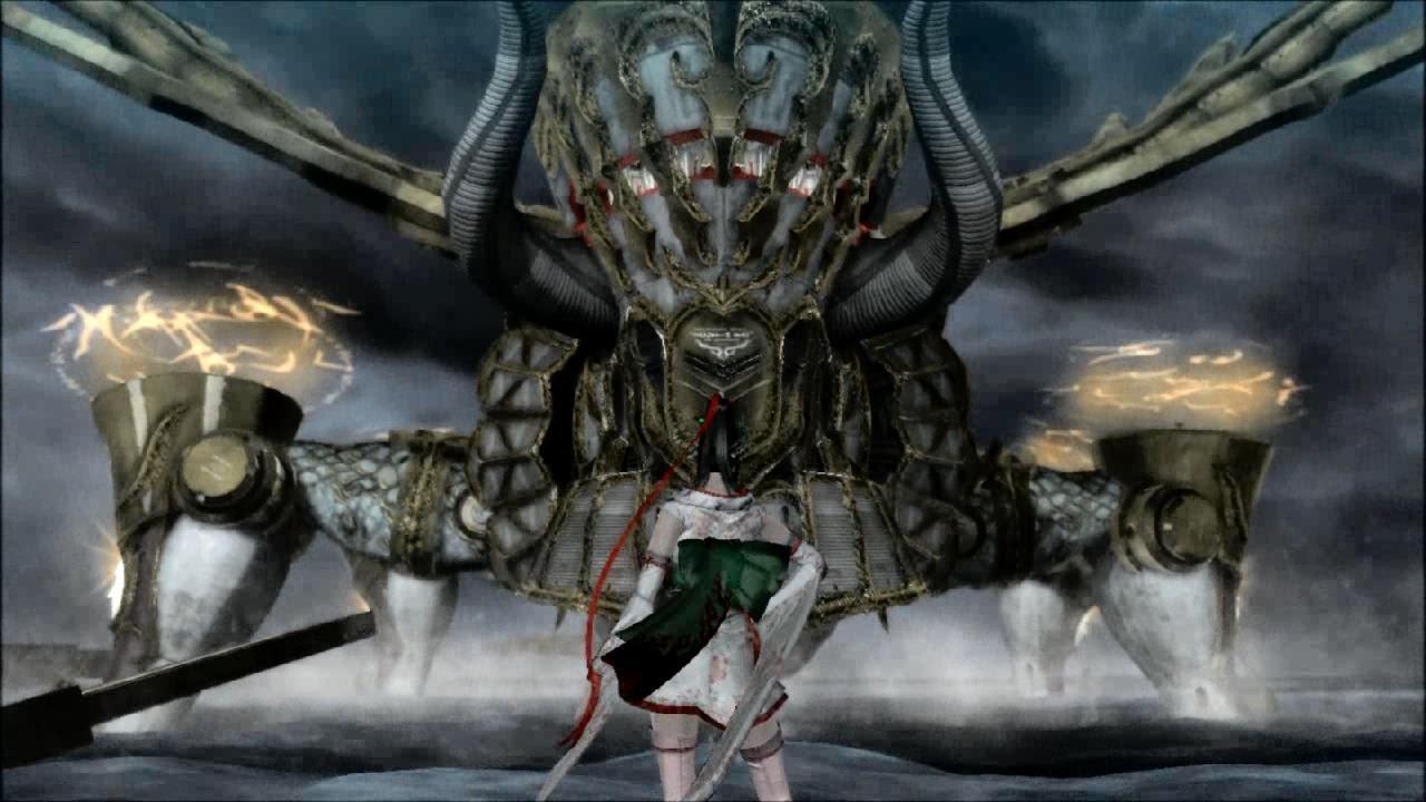 BAYONETTA:CHAPTER XIII 「四元...
