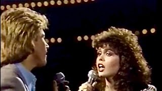 """Andy Gibb & Marie Osmond 