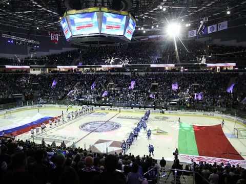Hockey Club Dinamo Minsk FAN 07/02/2015