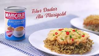 Resipi Telur Dadar Ala MARIGOLD...
