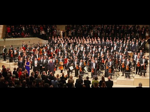 »Ode to Joy« Ludwig van Beethoven - Sinfonie Nr. 9 d-Moll op. 125 - 4th Movement