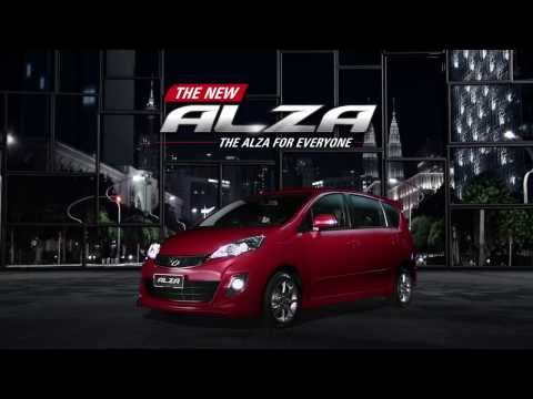 The New Perodua Alza Commercial: Alza for Everyone