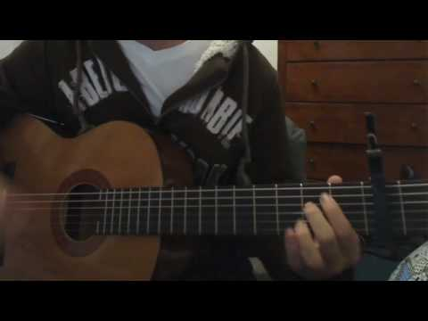 B.o.B - Airplanes ft. Hayley Williams (Beginner Guitar Cover) + Chords