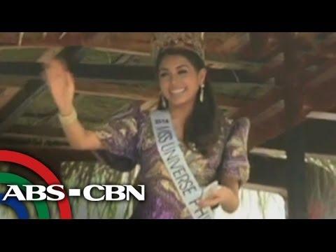 Bb. Pilipinas Mary Jane Lastimosa visits her hometown