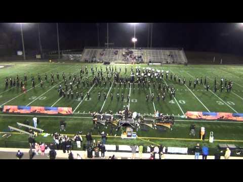 "[HD] Westfield High School (Chantilly, VA) - ""Serengeti""- 11/4/11"