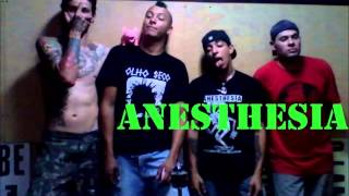 Anesthesia Skate Punk - No Meio de Um Fogo Cruzado