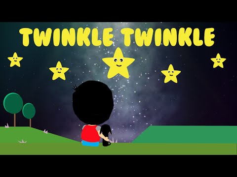 Twinkle Twinkle Little Star with Dylan and Lazer | Kids Nursery Rhymes