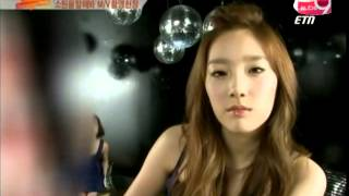 [ENG] ETN E Station SNSD - Tell Me Your Wish (Genie) MV Behind The Scene
