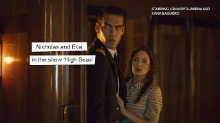 nicholas and eva from high seas