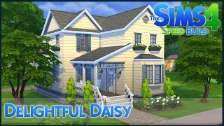 The Sims 4 Speed Build - Delightful Daisy