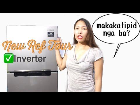 Samsung No Frost Inverter Technology Refrigerator   Model RT20FARVDSA 7.4 Cubic Feet