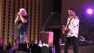 "TAB BENOIT  ""Drowning On Dry Land""  Big Blues Bender 2015"