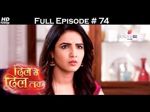 Dil Se Dil Tak - 11th May 2017 - दिल से दिल तक - Full Episode (HD)