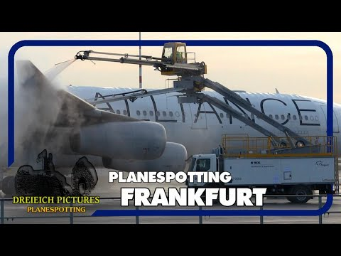 Planespotting Frankfurt Airport | Dezember 2017 | Teil 1
