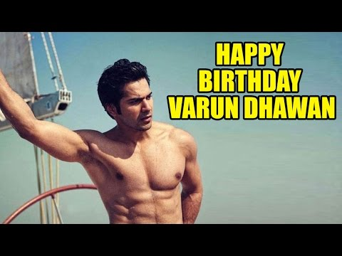 5 SECRETS Of Birthday Boy Varun Dhawan REVEALED!