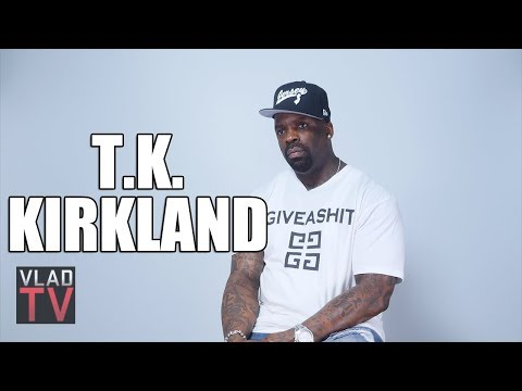 TK Kirkland on Nas Dating Nicki: He Keeps Dating the Same Type, No Growth (Part 8)