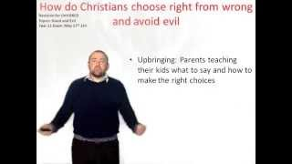 ocr unit b602 gcse philosophy and ethics revision topic good and evil