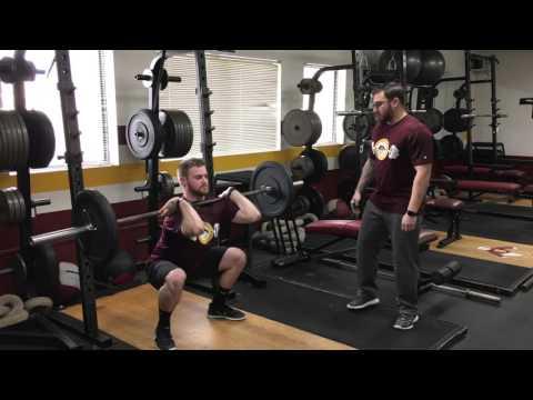 SU Sports Performance GA Application 2016/2017 - Joel Piccioni