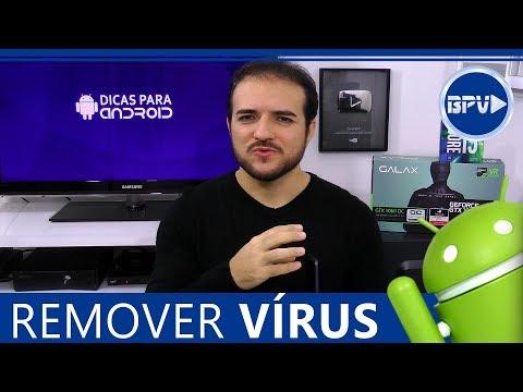 Como REMOVER VÍRUS Malware do seu Telefone Android