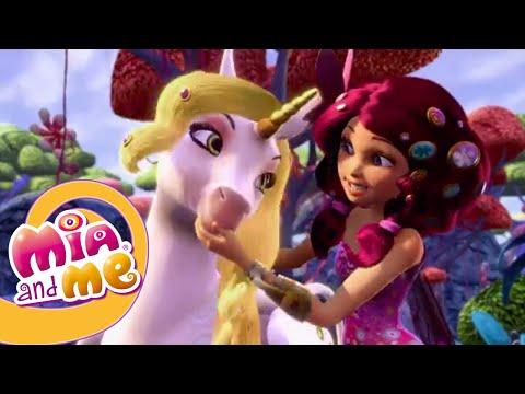A Floresta Seca - Temporada 1 Episódio 14 - O Mundo de Mia - Mia and me
