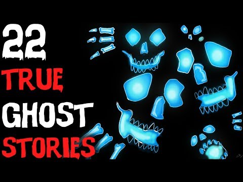 22 TRUE Scary PARANORMAL GHOST Stories From Reddit Ft.MortisMedia