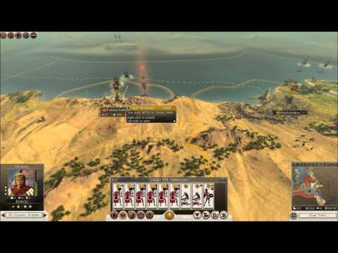 "d3adly's Rome Campaign (Total War: Rome 2) Part 23 ""Who Needs People's Trust..."""