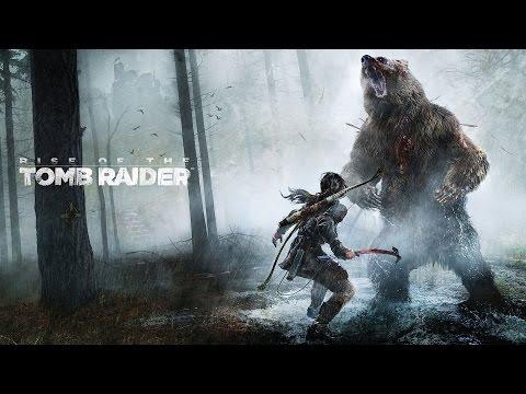 Matando al oso - RISE OF THE TOMB RAIDER (PC)