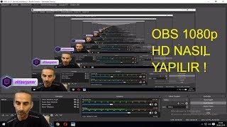 Obs Stüdyo Kasma Sorunu - Hd Kalite Video Ve Yayın Yapmak