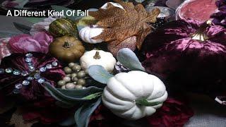 #adifferentkindoffall  A different kind of fall