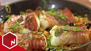 4-stjerners middag - Kokketips: Saltimbocca