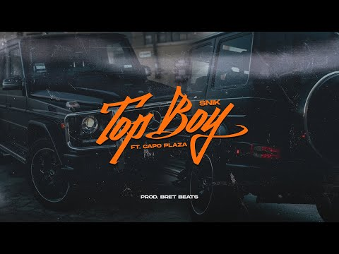 SNIK - TopBoy Ft. Capo Plaza | Official Audio Release (Produced By BretBeats)