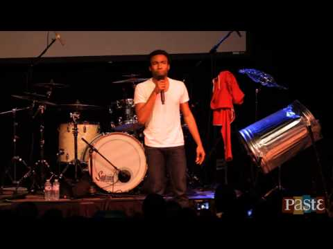 Donald Glover - Full Concert - 05/05/11 - Variety Playhouse (OFFICIAL)