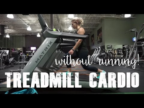 Treadmill Cardio WITHOUT RUNNING!