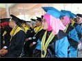 Milad dan Wisuda Universitas Muhammadiyah Metro Tahun 2017