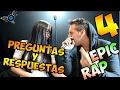 PREGUNTAS Y RESPUESTAS RAP 4 - IVANGEL MUSIC | VIDEO EPICO