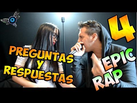 PREGUNTAS Y RESPUESTAS RAP 4 - IVANGEL MUSIC   VIDEO EPICO
